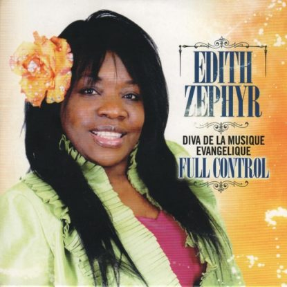 EDITH ZEPHIR NEW CD