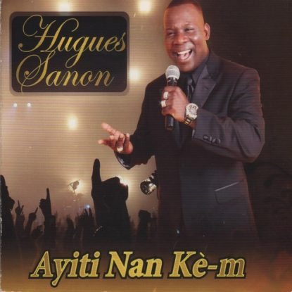HUGUE SANON CD