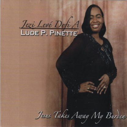 LUDE PINETTE CD